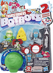 Transformers Bot Bots Music Mob 5-pk (2) w/ Scribby, Holey Moldy, Soungwave, Dumbeats, Sprinkleberry Duh