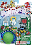 Transformers Bot Bots Shed Heads 5-pk (2) w/ Bottocorrect, Brotato, Drillit Yaself, Tool Bag, Lovestruck