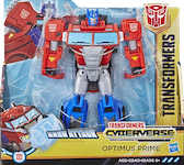 Transformers Cyberverse Optimus Prime (Bash Attack Ultra)