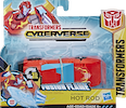 Transformers Cyberverse Hot Rod (Fusion Flame 1-Shot)