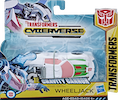 Transformers Cyberverse Wheeljack (Gravity Cannon 1-Step)