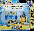 Transformers Cyberverse (2018-) Sky-Byte Driller Drive