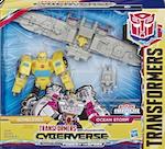 Cyberverse Bumblebee & Ocean Storm