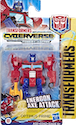 Transformers Cyberverse (2018-) Optimus Prime (Energon Axe Attack, Scout)