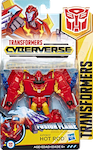 Transformers Cyberverse Hot Rod (Warrior)
