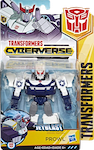 Transformers Cyberverse Prowl (Jetblast Warrior)