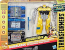 Transformers Bumblebee(Movie) Greatest Hits Bumblebee Cassette Pack (w/ Decepticon Frenzy, Buzzsaw & Howlback)