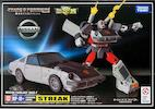 Takara - Masterpiece MP-18+ Streak (Bluestreak, cartoon ver)