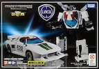 Transformers Masterpiece (Takara) MP-20+ Wheeljack (cartoon ver)