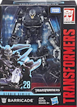 Transformers Studio Series 28 Barricade (Studio Series, MV1)