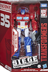 Transformers Generations Optimus Prime (35th Anniversary Ed Siege)