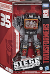 Transformers Generations Soundblaster (35th Anniversary Edition Siege)