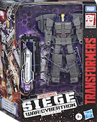 Generations Astrotrain (Siege Leader)