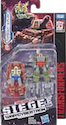 Transformers Generations Autobot Battle Patrol w/ Flak & Topshot (formerly: Big Shot)