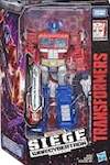 Transformers Generations Optimus Prime (Siege, Voyager)