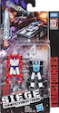 Transformers Generations Autobot Rescue Patrol w/ Stakeout & Red Heat (Red Hot)