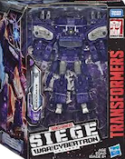 Transformers Generations Shockwave (Siege)