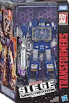 Transformers Generations Soundwave (Siege)