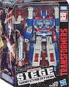 Transformers Generations Ultra Magnus (Seige)