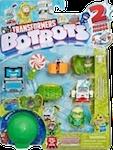 Transformers Bot Bots Spoiled Rottens 8-pk (1) w/ Hashtagz, Lolly Mints, Grrr