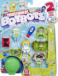 Transformers Bot Bots Spoiled Rottens 8-pk (4) w/ Bogus Pocus, Mocklate, Big Botti, Atomic Freeze, Brotato, Sour Wing, Dizzy Bones, (mystery) Abominable Soundman