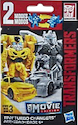 Transformers Bumblebee(Movie) Silver Knight Optimus Prime (Series 3)