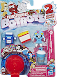 Transformers Bot Bots s1 Sugar Shocks 5 pk, (1) w/ Ms. Take, Shredder Jack, Lolly Licks, Sippy Slurps, Clogstopper (Bonus Blind pk)