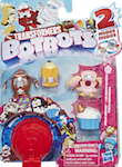 Transformers Bot Bots s1 Sugar Shocks 5-pk (3) w/ Laceface, Point Dexter, Sprinkleberry D