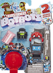 Transformers Bot Bots Techie Team 5-pk (2) Slappyhappy, Pucksie, Chilla Gorilla, Raddhaxx, Bonz-eye (blind pk bonus)