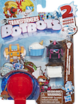 Transformers Bot Bots Toilet Troop 5-pk (2) w/ Sticky McGee, Unilla Icequeencone, Frohawk, King Toots, Dimlit (blind pk bonus)