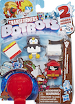 Transformers Bot Bots Toilet Troop 5-pk (3) Shredder Jack, Waddlepop, King Toots, Sudsbeard, Stinkeye Stapleton (blind pk bonus)