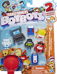 Botbots s1 Greaser Gang 8-pk (3) w/ Poo Sham, Screen Fiend, Ms. Take, Pucksie, Spud Muffin, Fottle Barts, NRJeez & Bonz-Eye