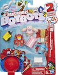 Transformers Bot Bots s1 Jock Squad 8-pk (6) w/ Major Lee Screwge, Hawt Diggity, Sprinkleberry D