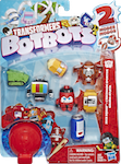 Transformers Bot Bots Jock Squad 8-pk (7) Grit Sandwood, Goob Tube, Point Dexter, Laceface, Fottle Barts, Fit Ness Monster, NRJeez, Clogstopper (blind pack)