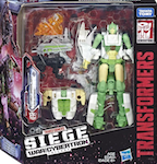 Transformers Generations Greenlight w/ Dazlestrike