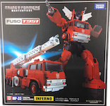 Transformers Masterpiece (Takara) MP-33 Inferno