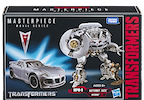 Masterpiece Movie Series MPM-9 Autobot Jazz