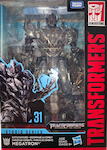 Studio Series 31 Megatron (Battle Damage)