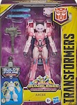 Transformers Cyberverse (2018-) Arcee Deluxe, w/ Build-a-figure Maccadam