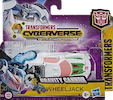 Transformers Cyberverse (2018-) Gravity Cannon Wheeljack (1-Step)