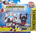 Transformers Cyberverse (2018-) Ratchet Spark Armor Battle Blizzard Breaker