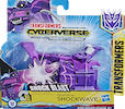 Transformers Cyberverse (2018-) Shockwave (Cyberverse 1-Step)