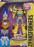 Transformers Cyberverse (2018-) Bumblebee w/ Build-A-Figure Maccadam