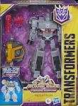 Transformers Cyberverse (2018-) Megatron, Deluxe w/ Build-A-Figure Maccadam