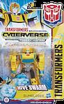 Transformers Cyberverse (2018-) Bumblebee (Hive Swarm, Warrior)