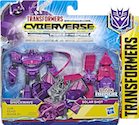 Transformers Cyberverse (2018-) Shockwave (Spark Armor Battle)