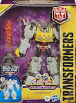 Transformers Cyberverse (2018-) Grimlock (Deluxe) w/ Build-a-figure Maccadam
