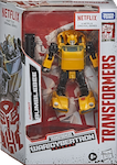 Transformers Generations Bumblebee (Netflix, Earthrise)