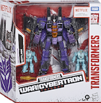 Transformers Generations Netflix Hotlink w/ Heatstroke and Heatburn