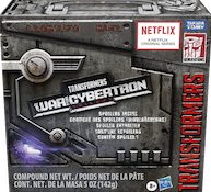 Transformers Generations Nemesis Prime w/ Slitherfang (Netflix Spoiler Pack)